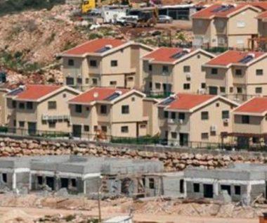 Israele approva 1550 nuove unità coloniali in Cisgiordania
