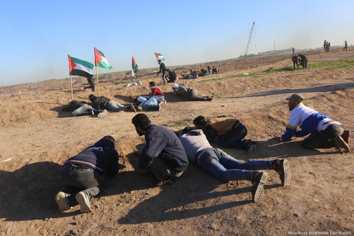 ONU: 254 palestinesi uccisi, 23 mila feriti nelle manifestazioni a Gaza