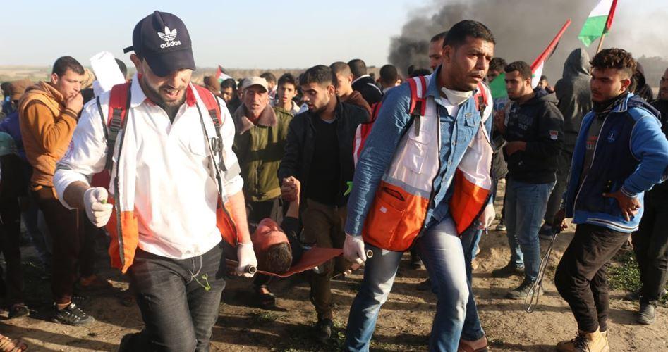 267 Palestinesi uccisi dall'inizio della Grande Marcia del Ritorno