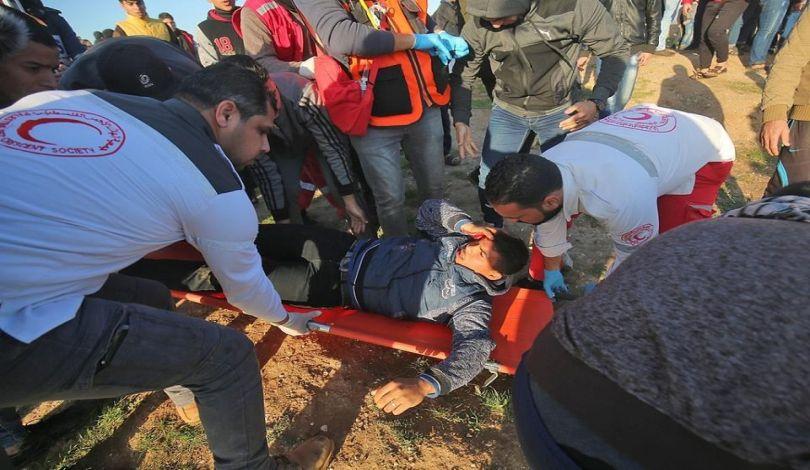 Striscia di Gaza, Grande Marcia del Ritorno: 30 palestinesi feriti dalle forze israeliane
