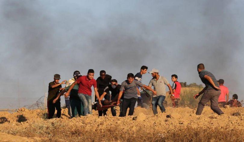 """Rapporto Onu sulla Grande Marcia del Ritorno: """"Nessuna giustificazione. Israele non può sparare ai manifestanti con munizioni letali"""""""