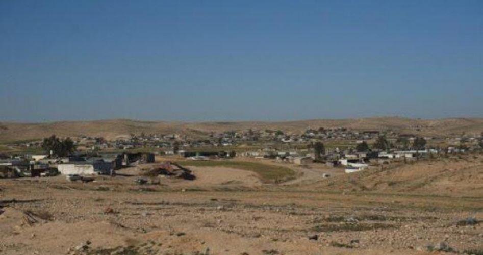 Pulizia etnica della Palestina: piano per dislocare 36.000 beduini dal Negev