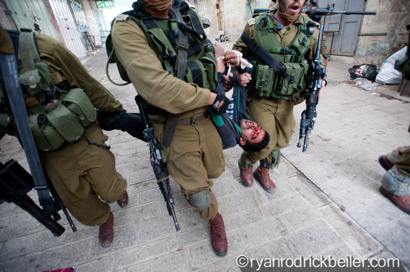 Arresti di massa nel 2018. Hebron nel mirino
