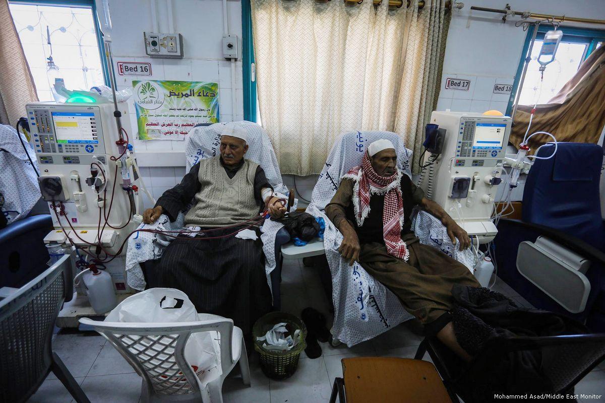 Striscia di Gaza, 1250 Palestinesi a rischio di cecità per crisi sanitaria