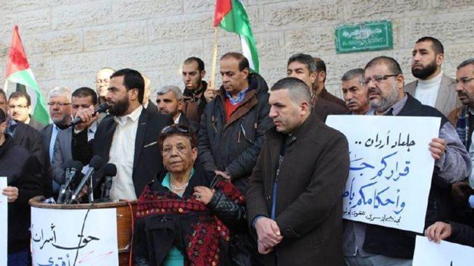 Studente palestinese con grave deficit renale a rischio di morte in un carcere israeliano