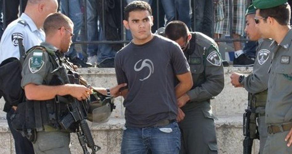 Giovane ex detenuto gerosolimitano aggredito dalle forze israeliane durante nuovo arresto