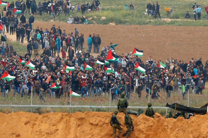 Nel 2018 le forze israeliane hanno ucciso 290 Palestinesi