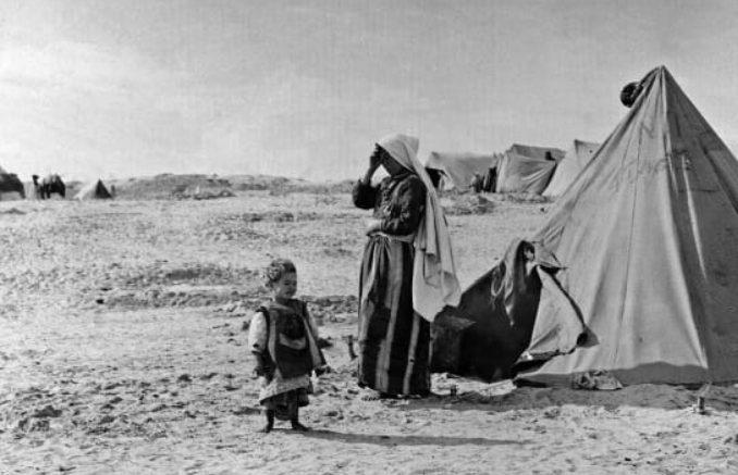 La presa in giro morale di Israele che chiede soldi agli arabi e agli iraniani per la propria 'Nakba'