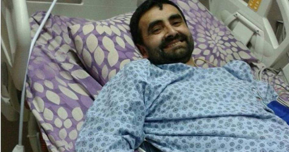 Palestinese con cancro lotta per sopravvivere in carcere israeliano