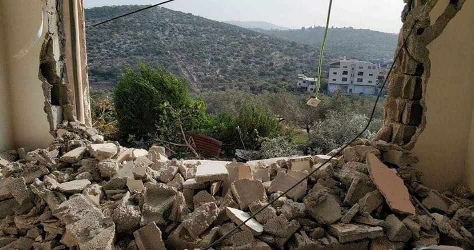 Israele demolisce casa palestinese a Ramla