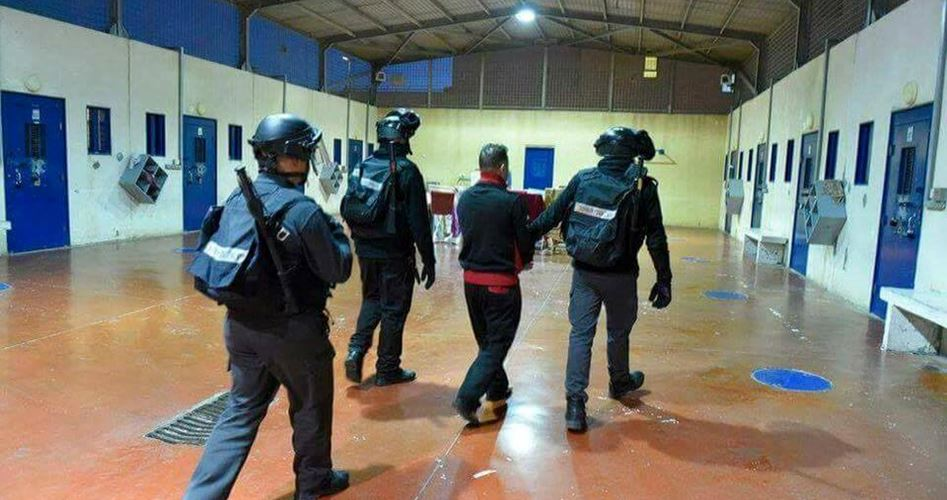 Tensione nella prigione di Megiddo