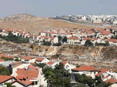 Israele approva 464 nuove unità coloniali nella Gerusalemme occupata
