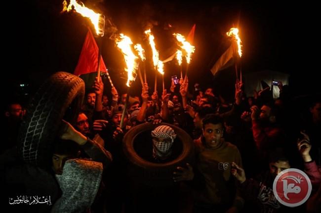Forze israeliane aprono il fuoco contro manifestanti a Gaza