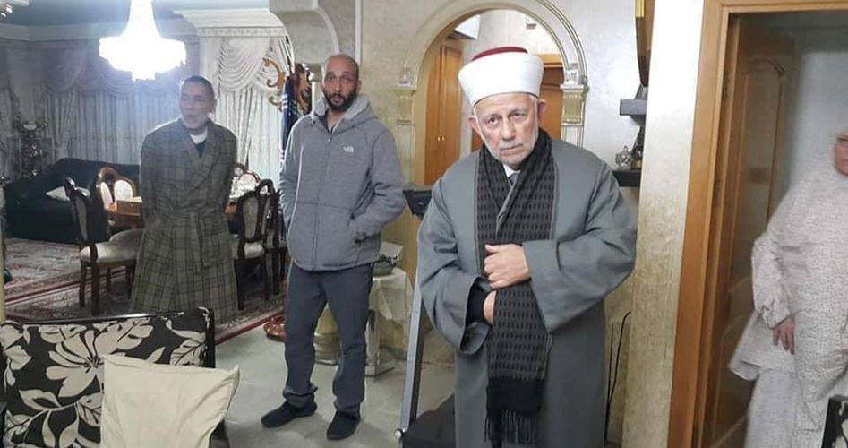 Polizia israeliana rapisce shaykh Salhab ed il suo vice a Gerusalemme