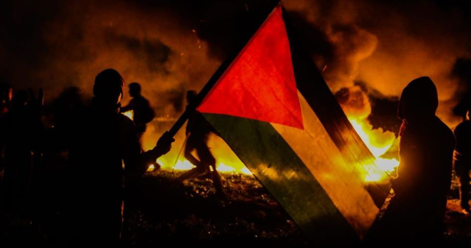 Tre palestinesi feriti durante manifestazioni notturne a Gaza
