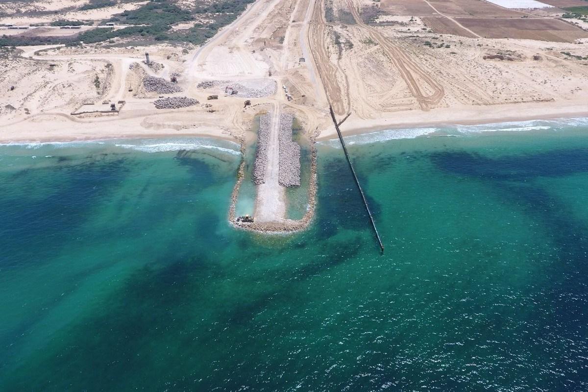 Israele costruisce una nuova barriera di superficie attorno alla Striscia di Gaza