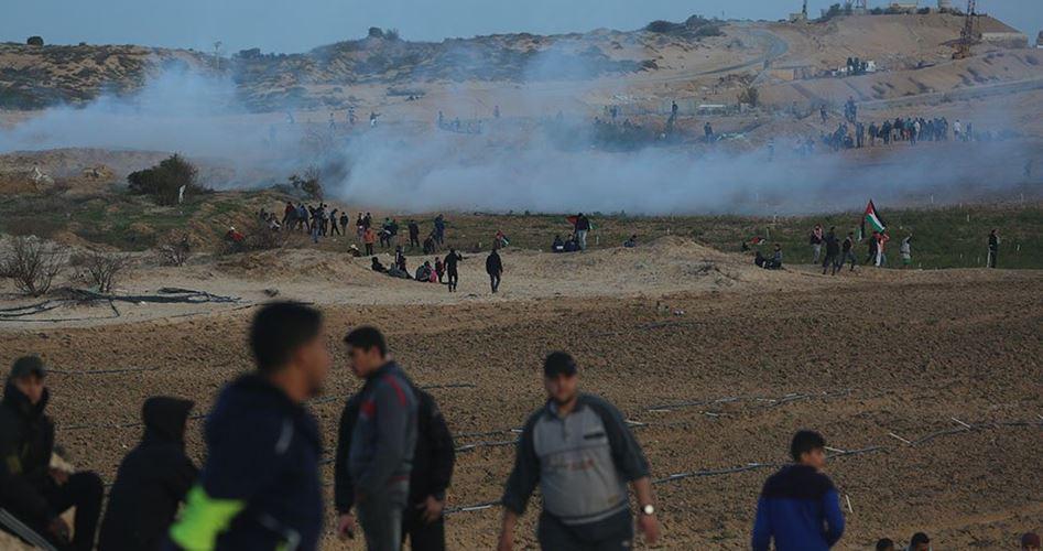 Striscia di Gaza, le forze israeliane hanno aperto il fuoco contro la manifestazione marittima: decine di asfissiati