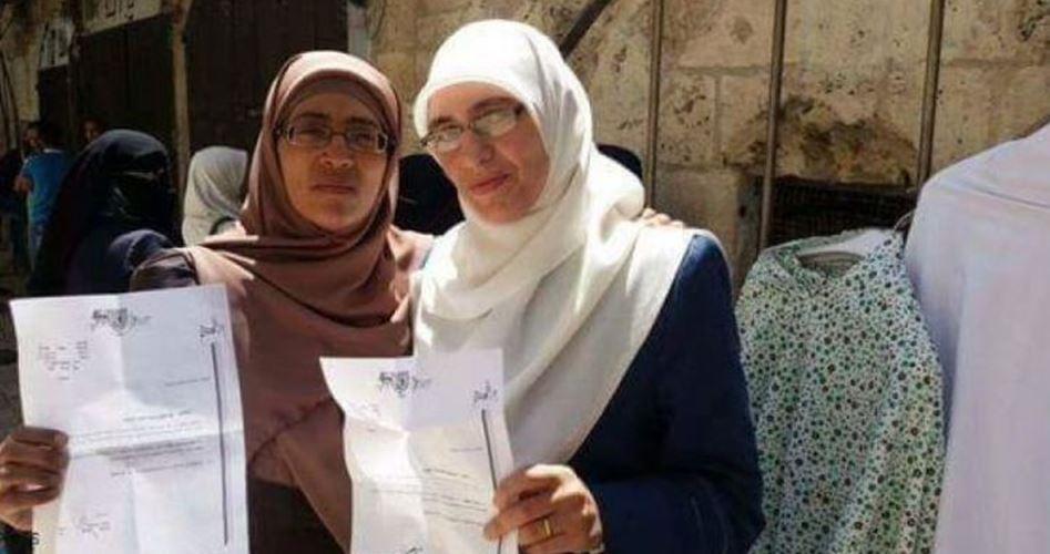 Gerosolimitana attivista per al-Aqsa arrestata dalle forze israeliane