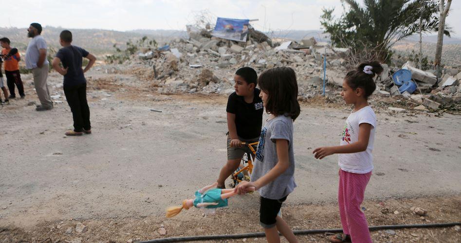 Colonialismo israeliano: famiglie gerosolimitane rimaste senza tetto