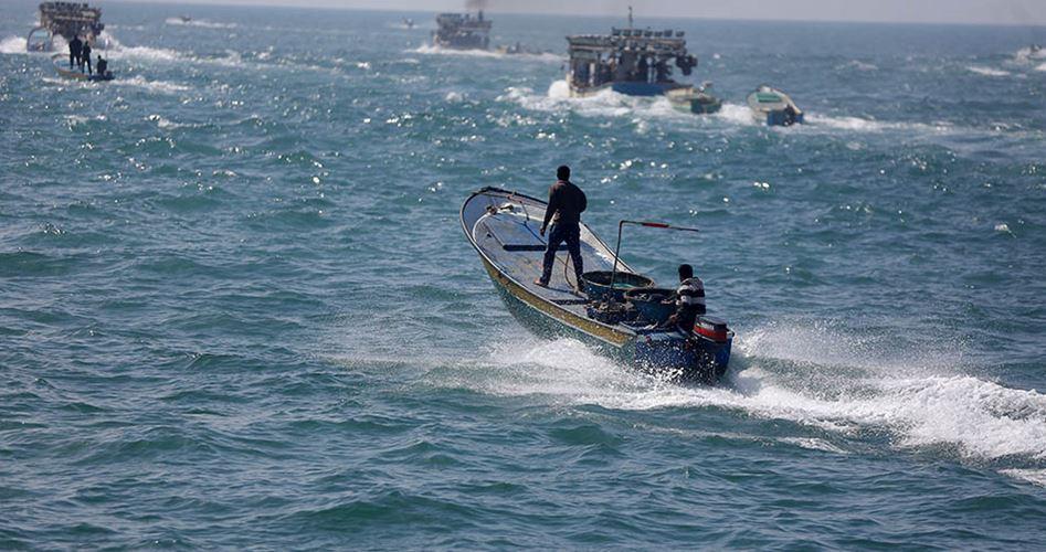 La Marina da guerra israeliana apre il fuoco contro i pescatori palestinesi