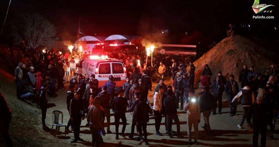 Striscia di Gaza, 20 manifestanti feriti dalle forze israeliane