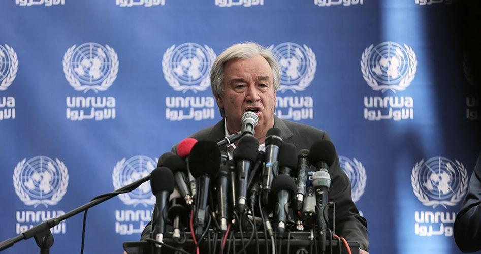L'ONU esorta Israele a togliere i limiti al movimento palestinese