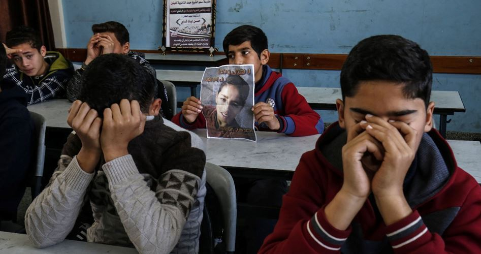 OCHA: Israele continua ad uccidere i bambini palestinesi