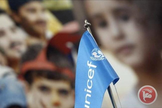 L'UNICEF chiede la fine alla violenza sui bambini palestinesi