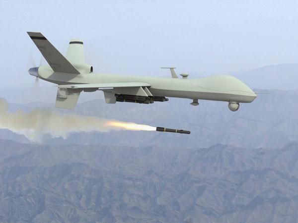 Gaza sotto i droni israeliani