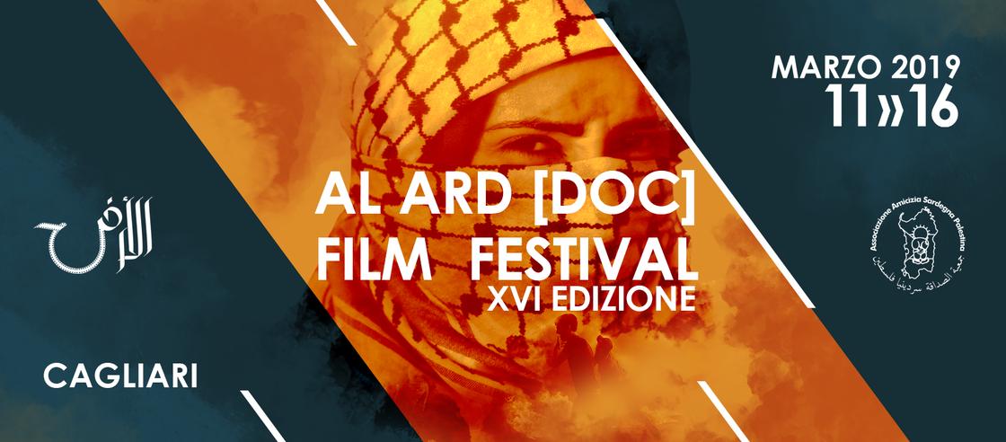 XVI Al Ard Doc Film Festival 11-16 marzo 2019: Palestina in cattedra