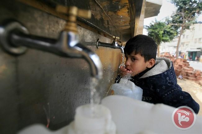 "Relatore ONU: ""Israele priva palestinesi di accesso all'acqua potabile"""