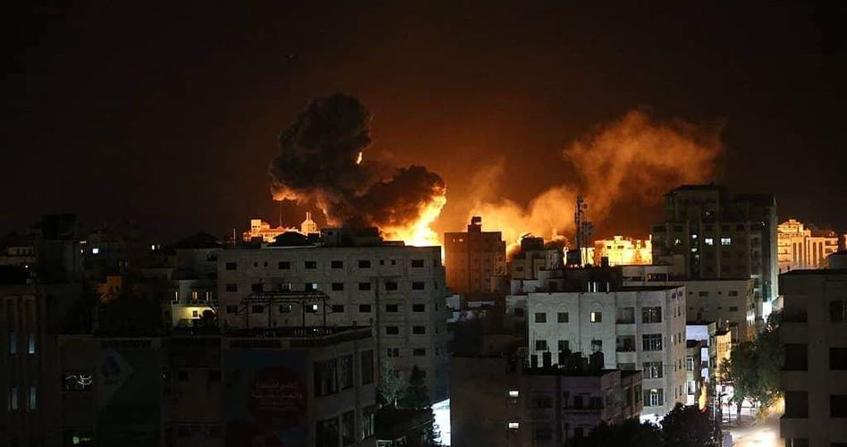 Raid aerei colpiscono ufficio di Haniyah