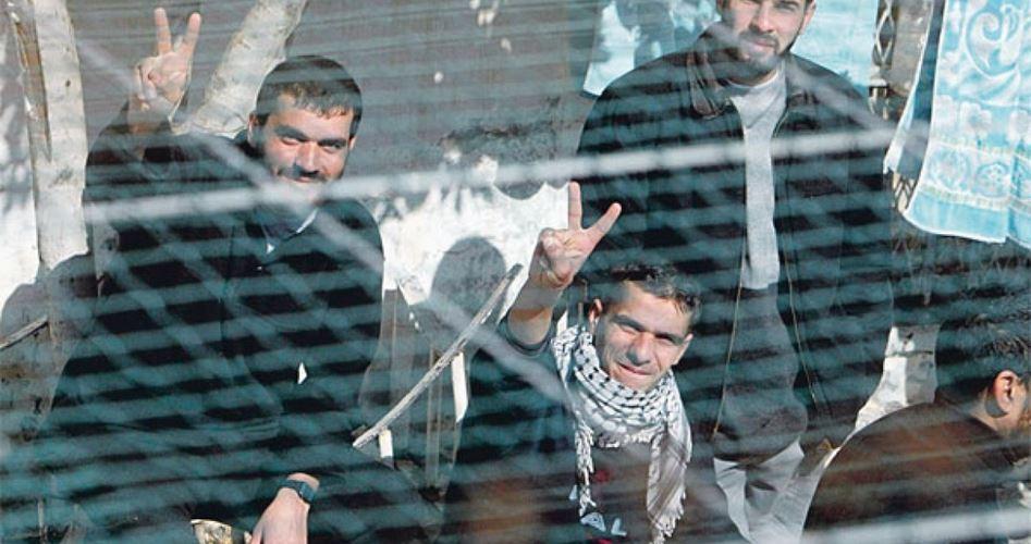 Prigionieri palestinesi inizieranno un'escalation nelle carceri israeliane