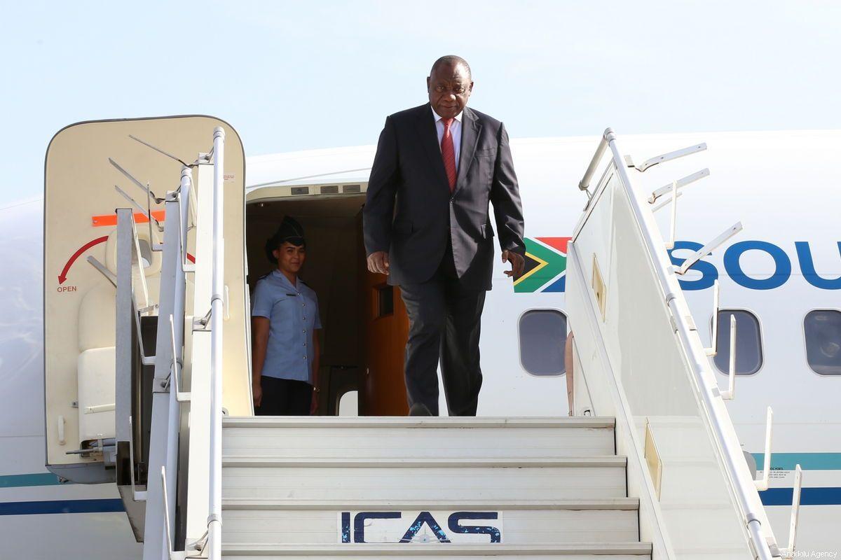 Il Sudafrica retrocede dalla missione diplomatica in Israele