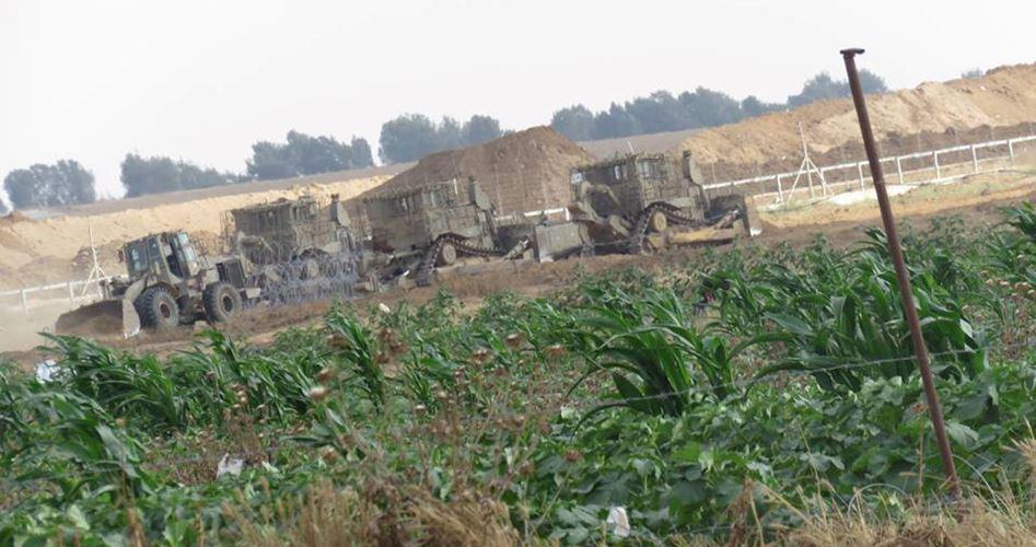 Striscia di Gaza, le forze israeliane invadono aree di confine