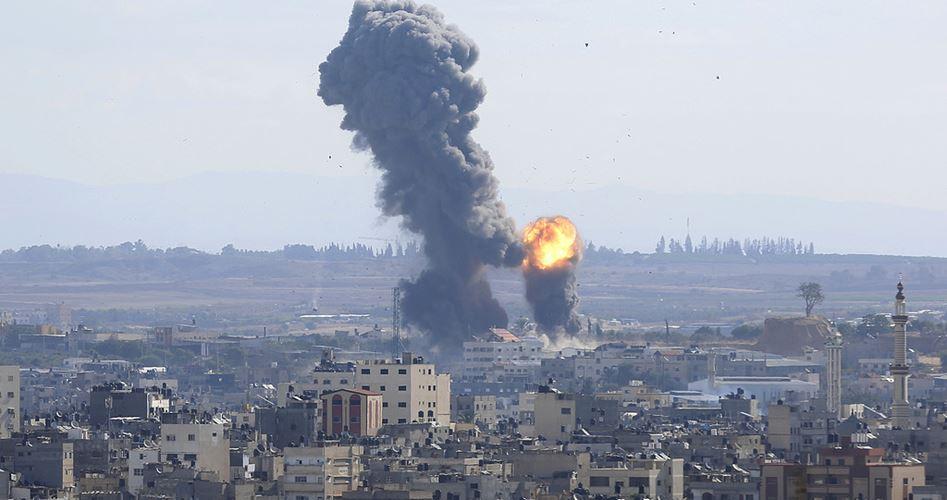 Striscia di Gaza, drone lancia missile e ferisce 3 palestinesi