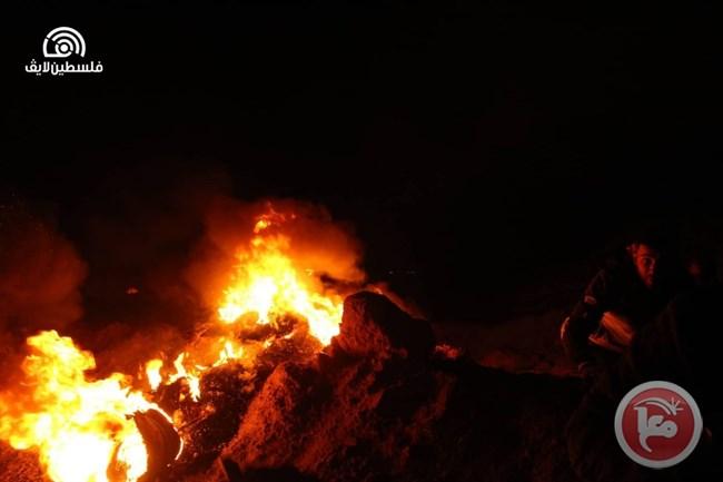 """Striscia di Gaza, manifestazioni della """"Confusione notturna"""": 3 palestinesi feriti"""