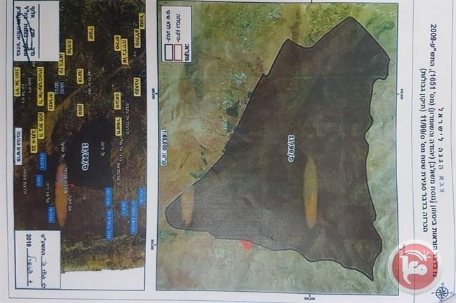 Israele vuole confiscare centinaia di ettari di terreno nella Valle del Giordano