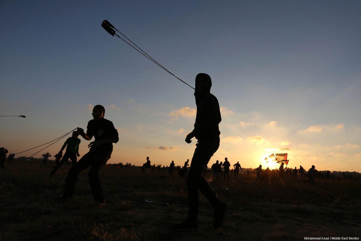9 Palestinesi uccisi e 500 feriti in una settimana