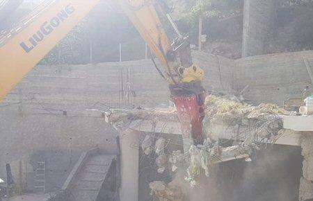 Israele inizia la demolizione di 500 case ed edifici palestinesi a Gerusalemme Est