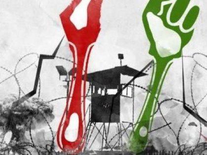 Soldati aggrediscono cinque prigionieri in sciopero della fame
