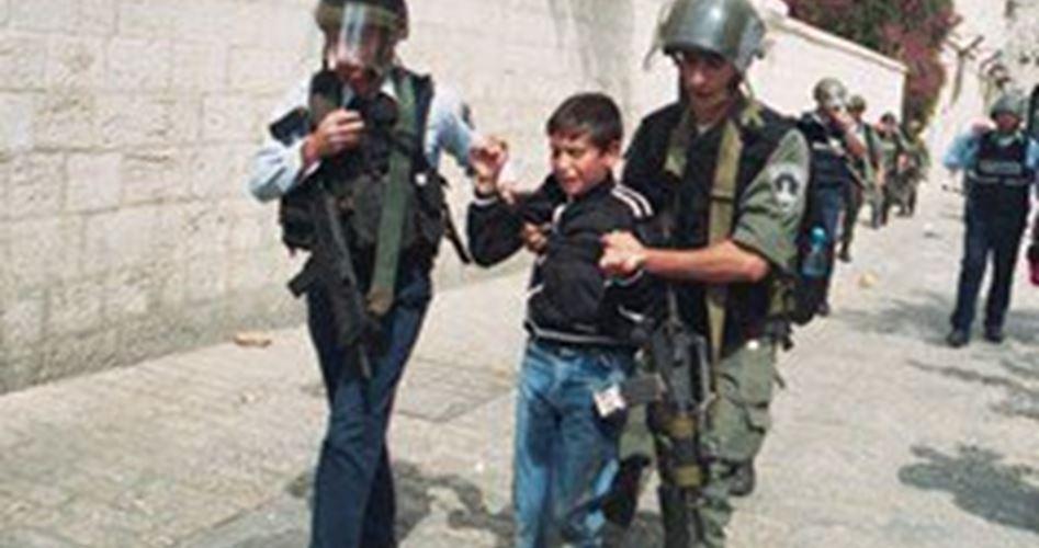 50 mila minorenni palestinesi arrestati dal 1967