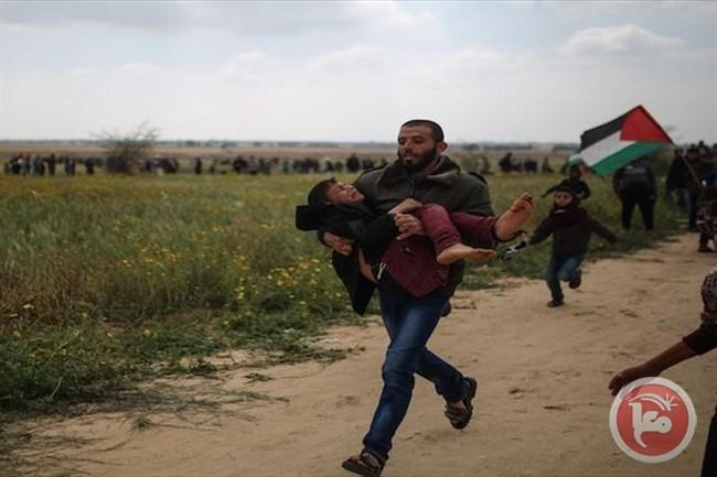 Aumento drastico di bambini palestinesi uccisi da Israele nel 2018