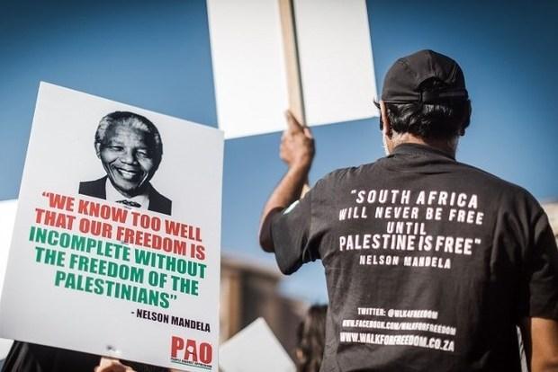 Ambasciata sudafricana in Israele sarà declassata