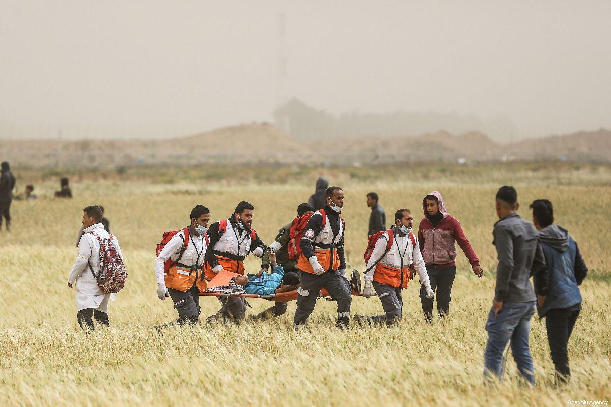 """MSF: """"Ciò che sarebbe inimmaginabile altrove è diventato normale qui a Gaza"""""""