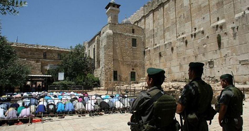 La Moschea Ibrahimi chiusa per feste ebraiche