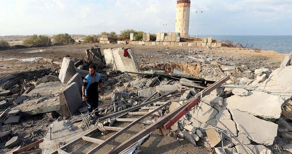 Gaza subisce perdite per 2 milioni di dollari dopo l'ultima aggressione israeliana