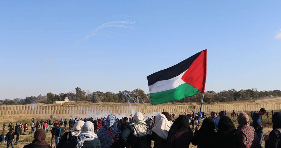 Striscia di Gaza,15 ragazzini tra i 60 feriti nella Grande Marcia del Ritorno