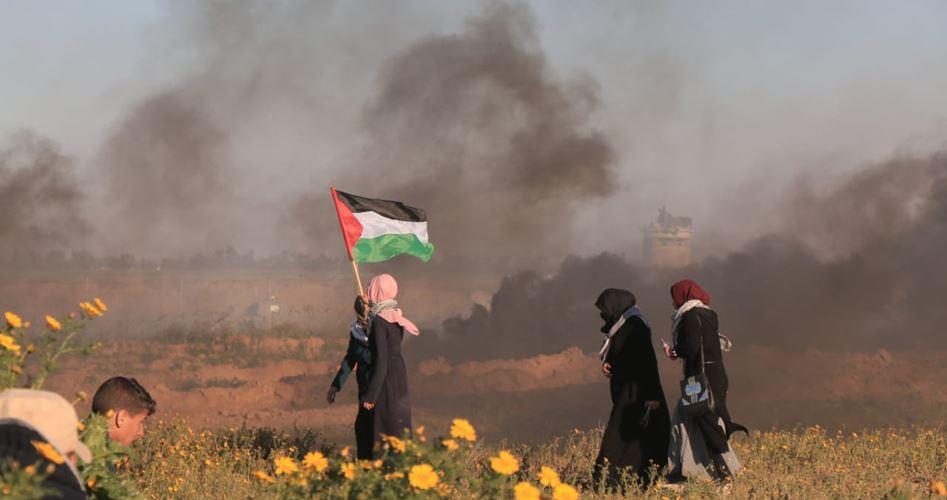 Striscia di Gaza, Grande Marcia del Ritorno: 1 ragazzino ucciso dalle forze israeliane. 93 i feriti
