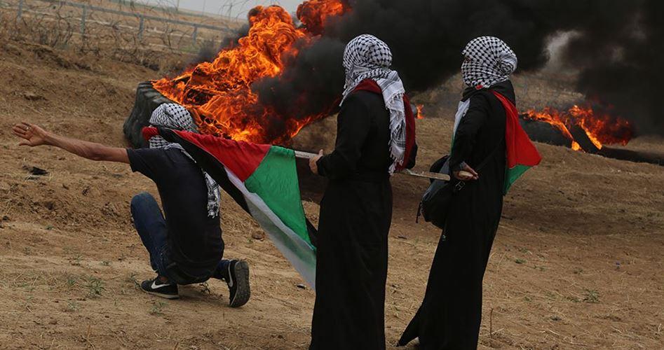 Striscia di Gaza, Grande Marcia del Ritorno: 37 Palestinesi feriti